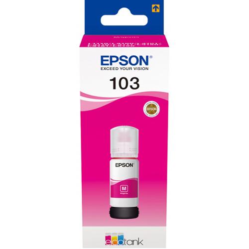 Купить Чернила Epson 103 Magenta для L3100