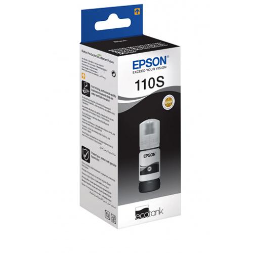 Купить Чернила Epson 110S Black для M1100/M3180
