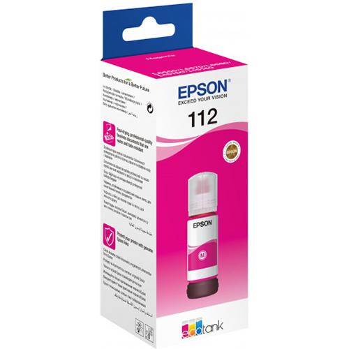 Купить Чернила Epson 112 Magenta для L15150/L15160