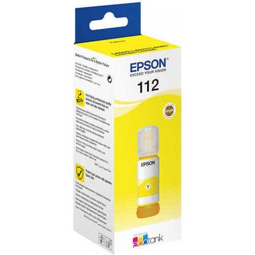 Купить Чернила Epson 112 Yellow для L15150/L15160