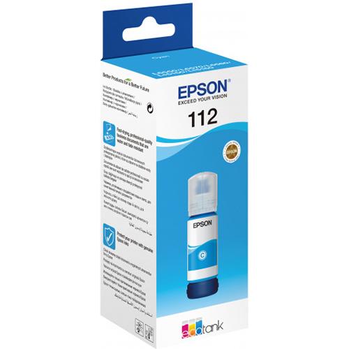 Купить Чернила Epson 112 Cyan для L15150/L15160