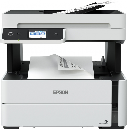 Зобр. БФП з пристроєм потокового друку Epson M3170
