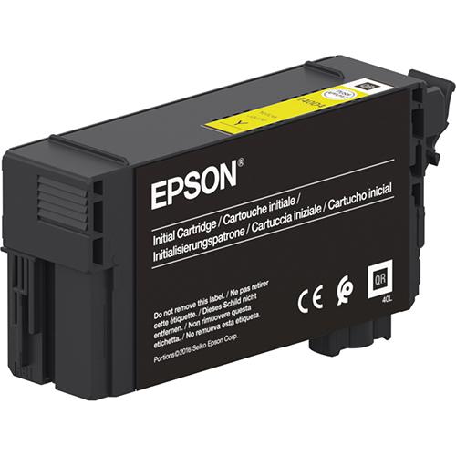 Купить Картридж повышенной емкости Epson SC-T3100 Yellow 50ml