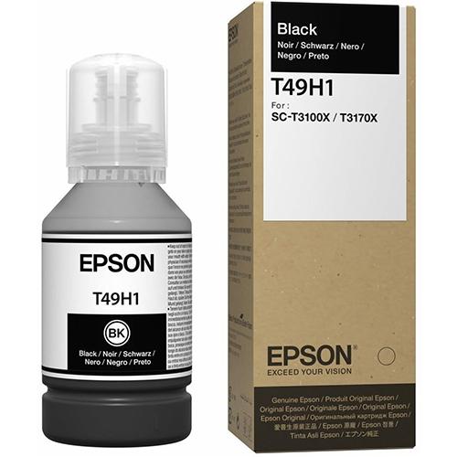 Buy Epson T49H1 Black Bottle Ink