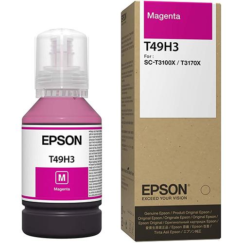 Buy Epson T49H3 Magenta Bottle Ink