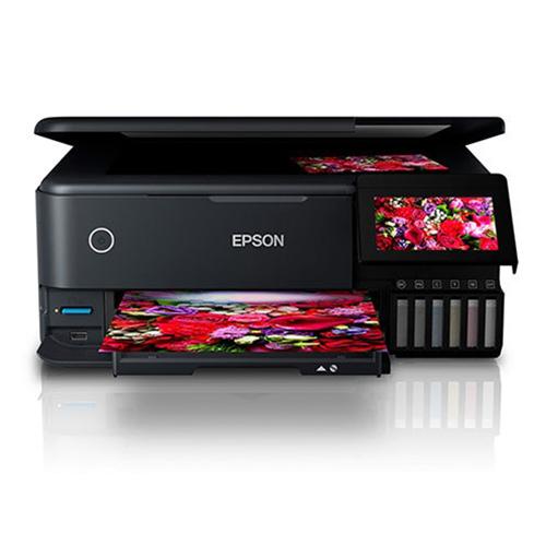 Зобр. БФП з пристроєм потокового друку Epson L8160