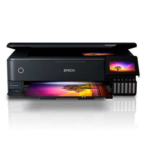 Зобр. БФП з пристроєм потокового друку Epson L8180